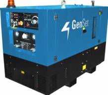 GenSet generatorer