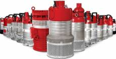 Grindex pumper