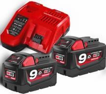 Lader & batterier