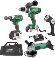 Hitachi værktøj