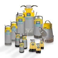 Atlas Copco pumper