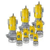 WEDA L range slurrypumper