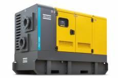 Atlas Copco dieseldrevne pumper