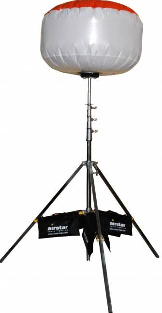 Lystmast M—4 X 150
