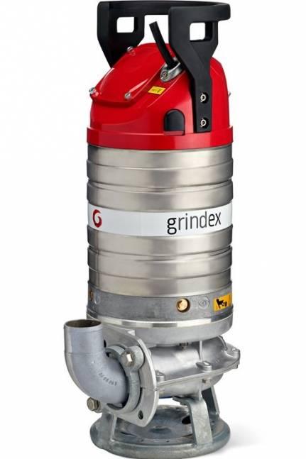 Grindex Sandy 400V slampumpe