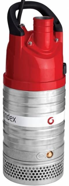 Grindex Minette 400V lænsepumpe