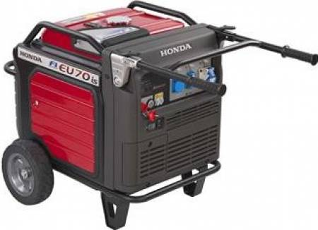 Honda generator EU70iS