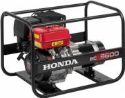 Honda generator EC3600