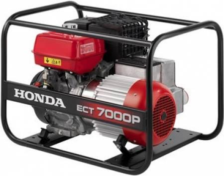 Honda generator ECT7000P