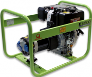 Pramac E6500 SYHDI generator