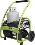 Pramac LP3200 gas generator