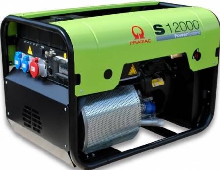 Pramac S12000 THEPI generator