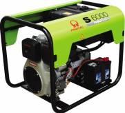 Pramac S6000 TYEDI generator