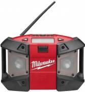 Milwaukee arbejdsradio C12JSR-0
