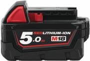 Milwaukee batteri M18 5.0 Ah