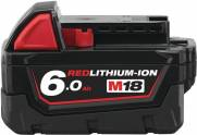 Milwaukee batteri M18 6.0 Ah