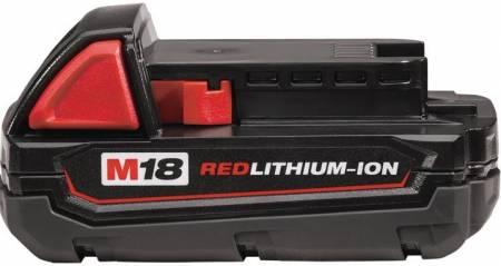 Milwaukee batteri M18 1.5 AH