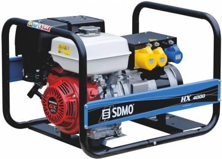 SDMO generator HX 4000