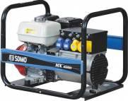 SDMO generator HX 6000