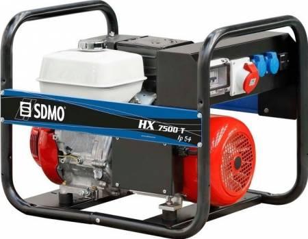 SDMO generator HX 7500 T AVR IP54