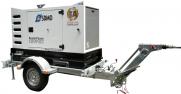 SDMO generator R44C3
