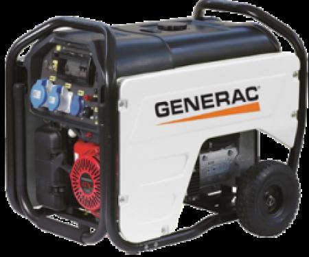 Generac generator GMP 8000 S3