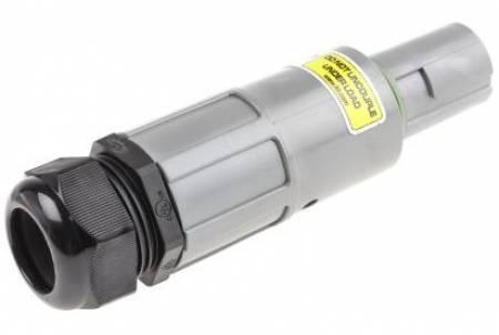 Powerlock line drain grå