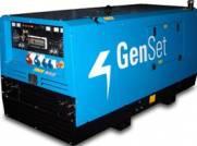Genset generator MPM 802 D