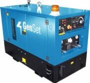Genset generator MP 10000 S-P