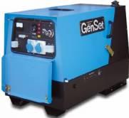 Genset generator MG 10000 SS-K