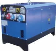 Genset generator MG 10/6 S-R