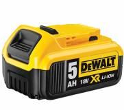 DeWalt batteri 5.0 Ah
