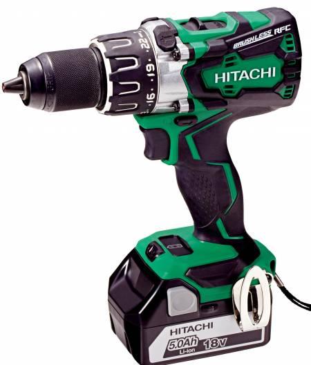 Hitachi bore /skruemaskine DS18DBL2