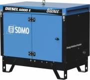 SDMO generator Diesel 6000E Silence