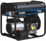 SDMO generator Diesel 10000 E XL C
