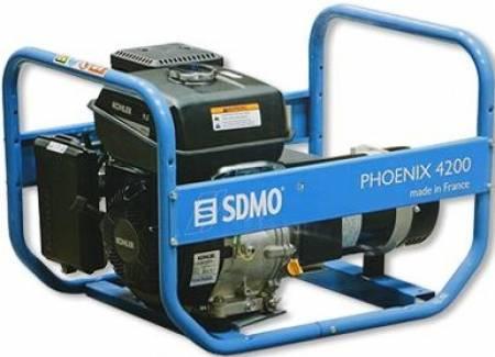 SDMO generator Phoenix 4200