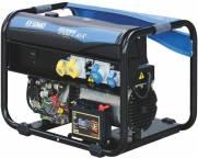 SDMO generator Technic 6500E AVR
