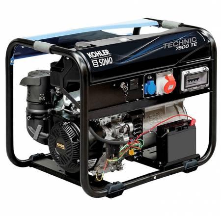 SDMO generator Technic 7500TE