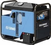 SDMO generator Technic 10000E