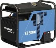 SDMO generator Technic 15000TE