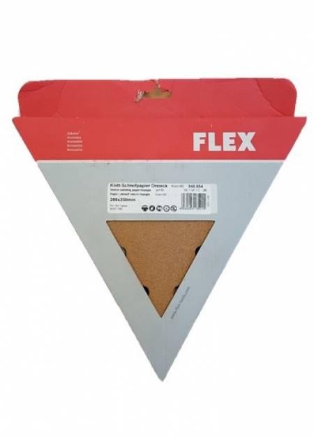 Flex trekantpapir for WST700VV