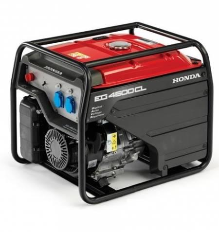 Honda generator EG4500CL