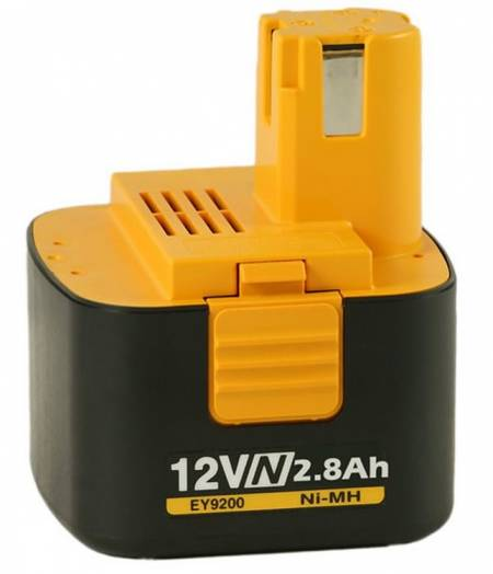 Panasonic batteri 12 V 2.8 AH