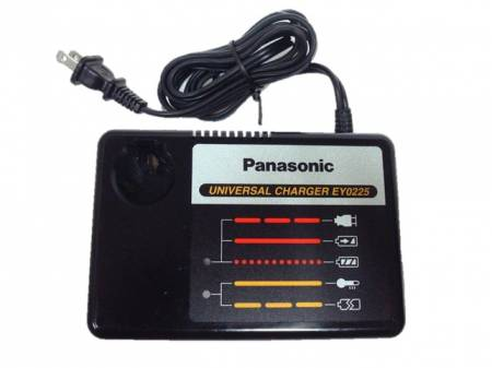 Panasonic lader 2,4-3,6 V