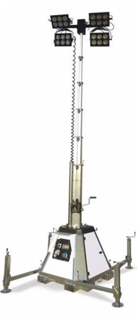 Generac lystårn CTF 10-LED