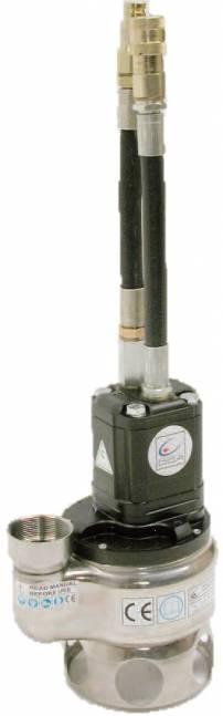 DOA SP20 hydraulisk pumpe