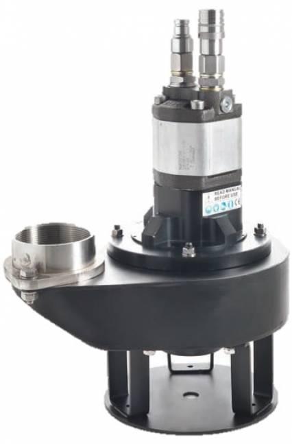 DOA SP36 hydraulisk pumpe
