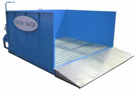 Wash Rack - Mobil vaskeplads