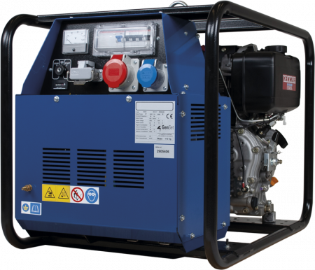 Generator MG 6/4 I-D/AE-Y