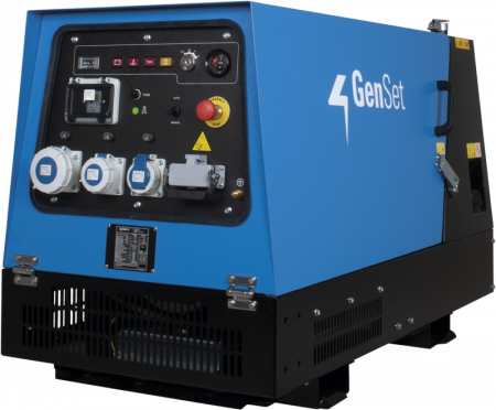 Generator MG 10001 SS-KL